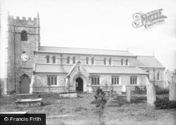 Ingleton, St Mary's Church 1896