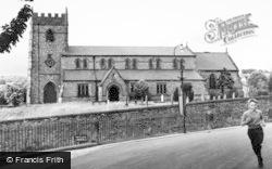 Ingleton, St Mary's Church c.1960