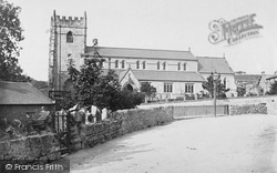 Ingleton, St Mary's Church From Street 1890