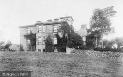 Ingleton, Storr's Hall Ladies School 1890