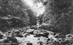 Ingleton, Swillabottom Ravine 1887