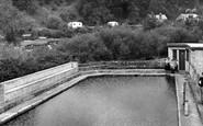 Ingleton, the Swimming Pool c1955