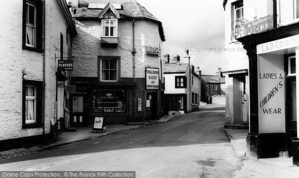 Ingleton, the Village c1960