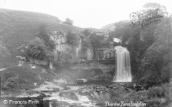 Ingleton, Thornton Force c.1920