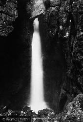 Ingleton, Weathercote Cave 1890