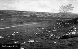 Ingleton, Whernside c.1960