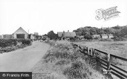 Ingoldisthorpe, Hill Road c.1960