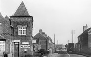 Ingoldisthorpe, Main Road and Post Office c1955