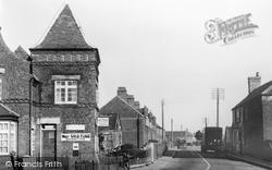 Ingoldisthorpe, Main Road And Post Office c.1955