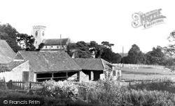 Ingoldisthorpe, St Michael's Church c.1955
