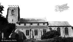 Ingoldisthorpe, St Michael's Church c.1965