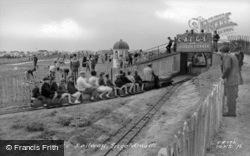 Miniature Railway c.1960, Ingoldmells