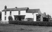 Ingoldmells, Post Office Corner c1955