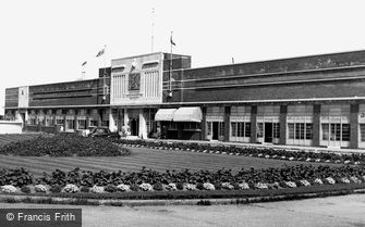 Ingoldmells, the Hotel, Butlin's Holiday Camp c1955