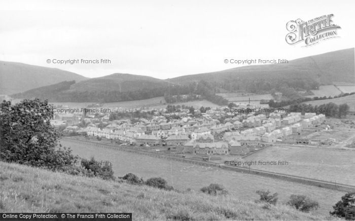 Photo of Innerleithen, c.1955
