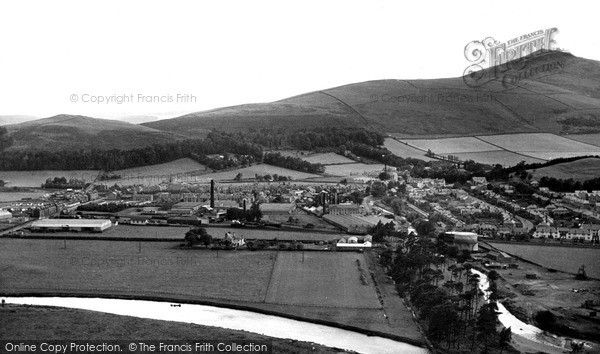 Photo of Innerleithen, c1955, ref. i43006