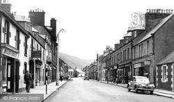 Innerleithen, High Street c.1955