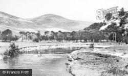 Innerleithen, River Tweed c.1930