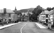 Innerleithen, The Bridge c.1955