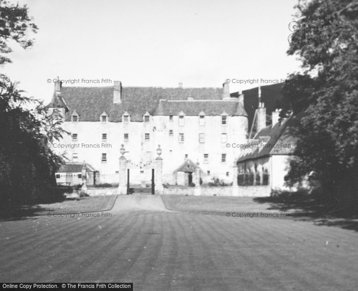 Photo of Innerleithen, Traquair House 1950