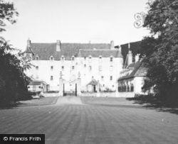 Traquair House 1950, Innerleithen
