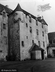 Innerleithen, Traquair House 1953
