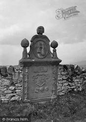 The Faichney Monument c.1950, Innerpeffray
