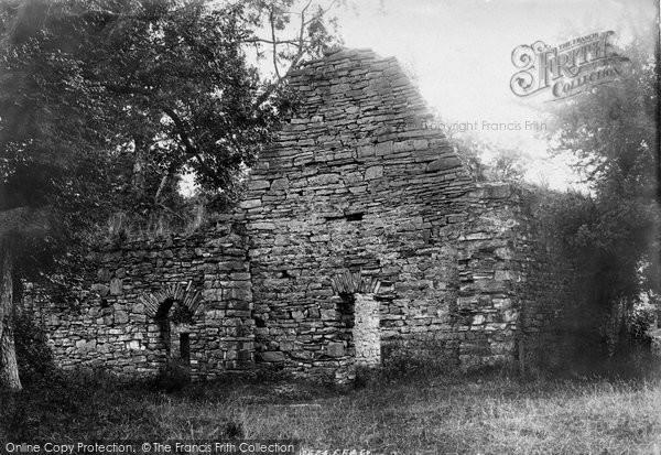 Photo of Innisfallen, Chapel Ruins 1897