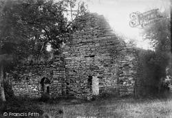 Innisfallen, Chapel Ruins 1897