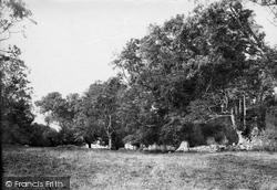 Innisfallen, Ruins 1897