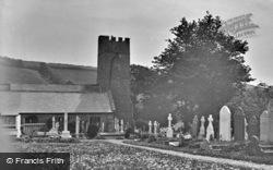 Church c.1890, Instow