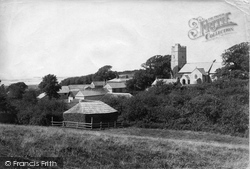 Church Of St John The Baptist 1890, Instow