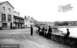 Foreshore 1919, Instow