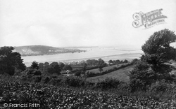 From Above 1890, Instow