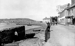 From Railway Station 1890, Instow
