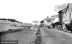 Post Office And Quay c.1955, Instow