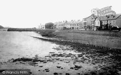 Quay 1919, Instow