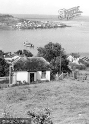 View Towards Appledore c.1955, Instow