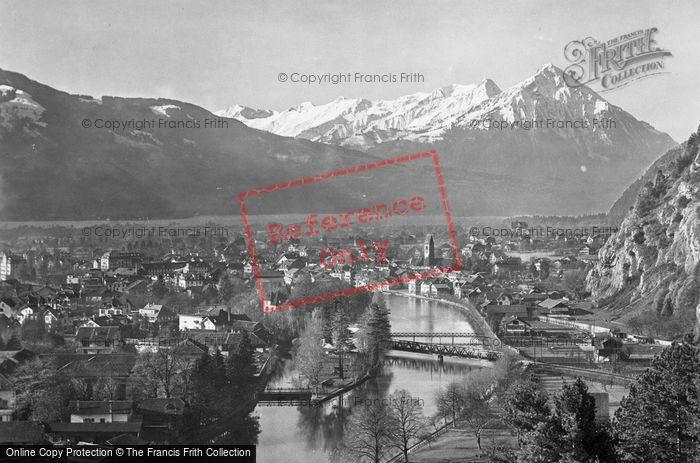 Photo of Interlaken, c.1930