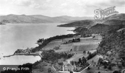 And Loch Fyne c.1895, Inveraray
