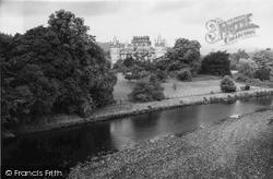 Inveraray, Castle c.1950