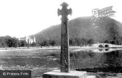 Inveraray, Cross And Castle 1899