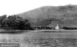 Loch Awe And Kilchurn Castle c.1950, Inveraray