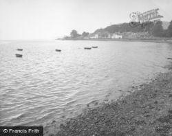 Inveraray, Loch Fyne c.1950