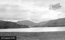 Inveraray, Loch Fyne c.1955