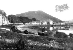 Inveraray, The Bay 1899