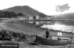 Inveraray, The Bay 1899