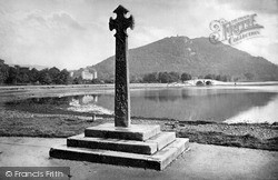 Inveraray, The Cross, The Castle And Duniquaich c.1900
