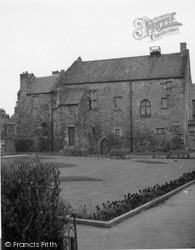 Hospitium Of The Grey Friars 1962, Inverkeithing