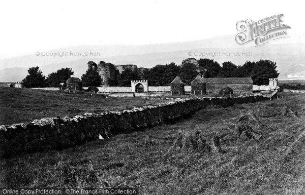 Inverlochy, Castle 1883
